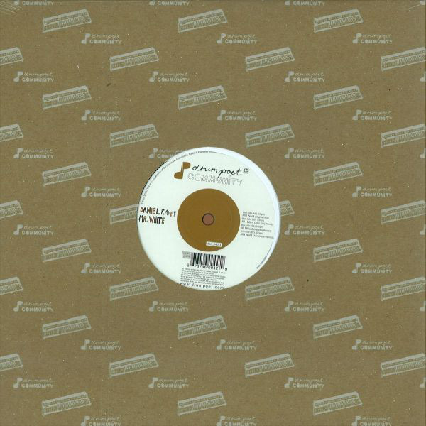 DANIEL KYO FEAT. MR. WHITE - All I Want EP (STILL SEALED) - Maxi x 1