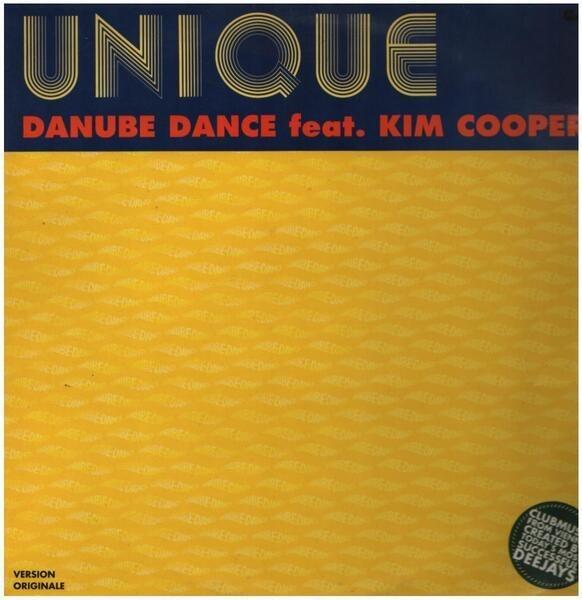 DANUBE DANCE FEAT. KIM COOPER - Unique - 12 inch x 1