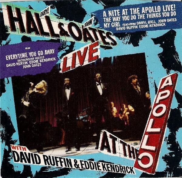 Daryl Hall & John Oates A Nite At The Apollo Live!