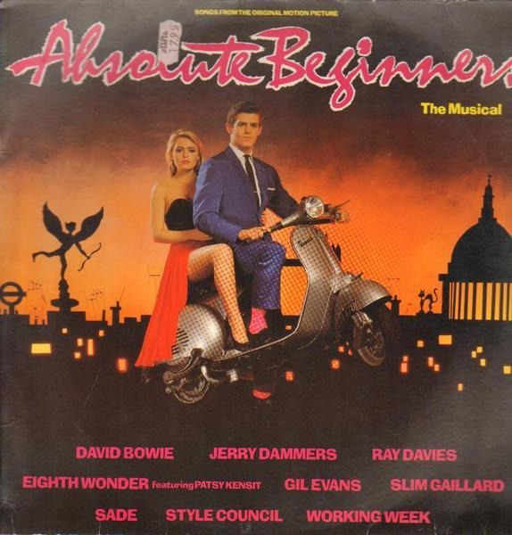 david bowie / jerry dammers / ray davies a. o. absolute beginners (original soundtrack)