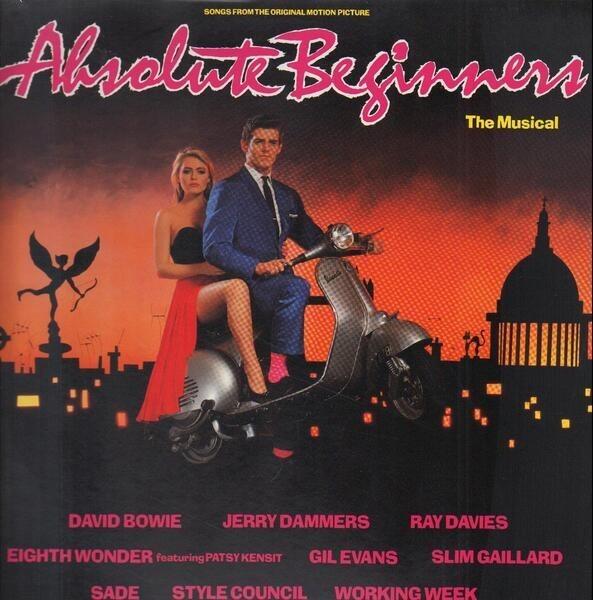 David Bowie a.o. Absolute Beginners (Original Soundtrack)