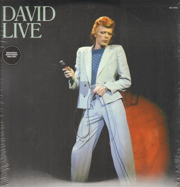 #<Artist:0x00007fd8a036cd80> - David Live