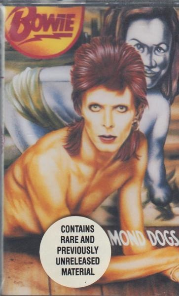 #<Artist:0x00000000053330b0> - Diamond Dogs