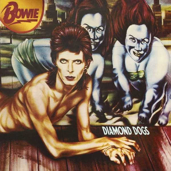 #<Artist:0x00007f651ee29b60> - Diamond Dogs (2016 Remastered Version)