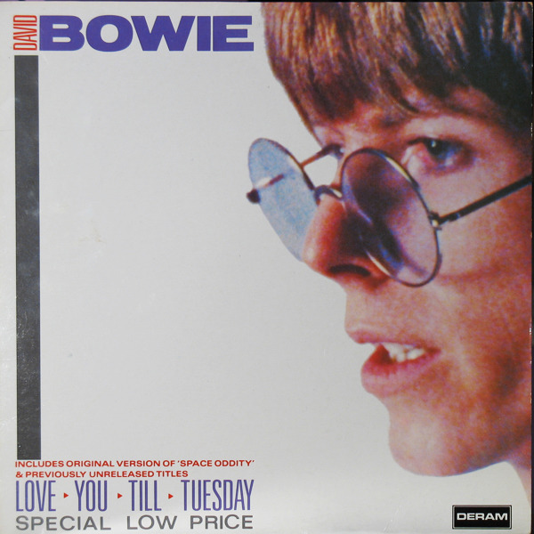 David Bowie Love You Till Tuesday (UK)