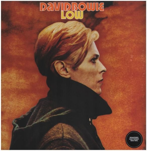David Bowie Low (2017 Remastered Version) (180GR.)