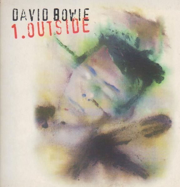 David Bowie 1. Outside (The Nathan Adler Diaries: A Hyper Cycle) (GATEFOLD SLEEVE)