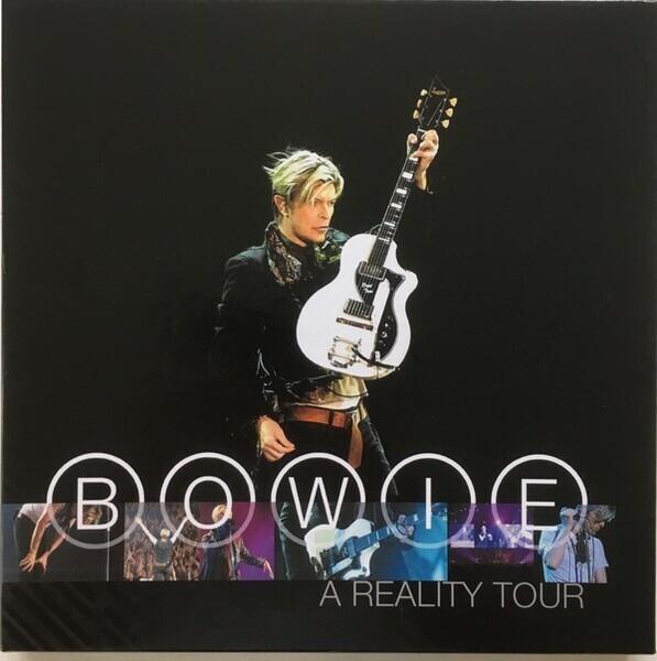 #<Artist:0x007f9eed293c70> - A Reality Tour