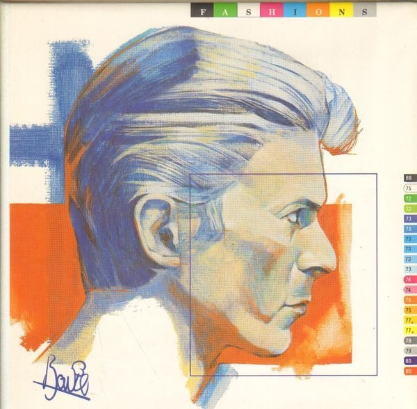 david bowie fashions (picture disc album; only 7 records)