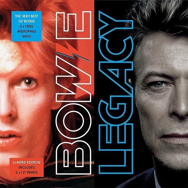 #<Artist:0x007efbd0656a80> - Legacy (the Very Best Of David Bowie)