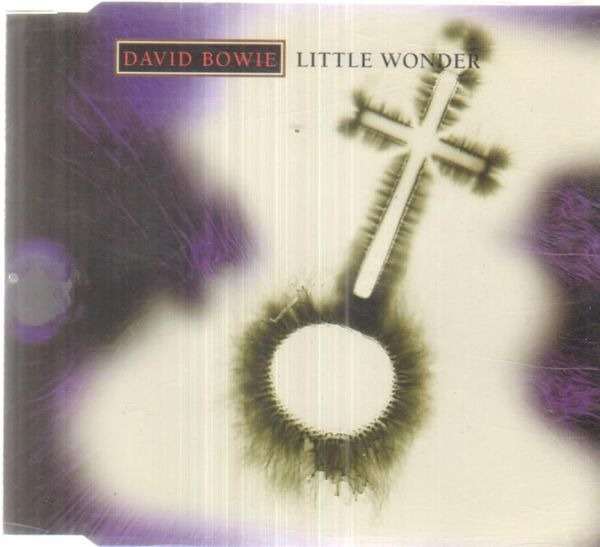 DAVID BOWIE - Little Wonder - CD single
