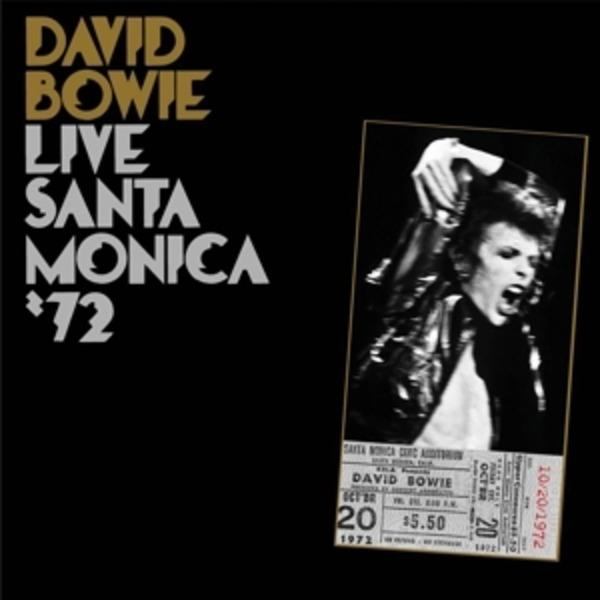#<Artist:0x007f27811b4810> - Live Santa Monica '72