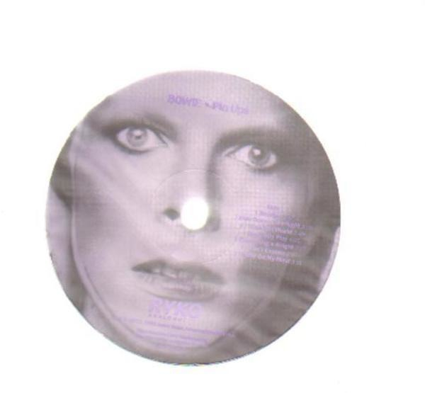David Bowie Pinups (CLEAR, LTD)