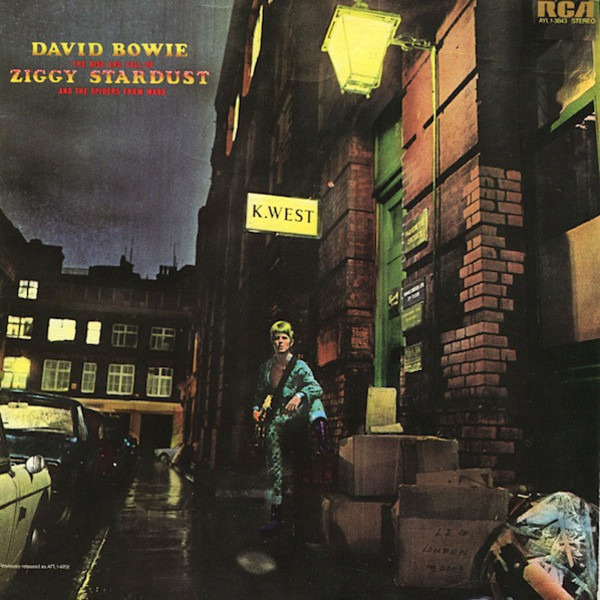 #<Artist:0x00000005a58728> - The Rise and Fall of Ziggy Stardust and the Spiders from Mars