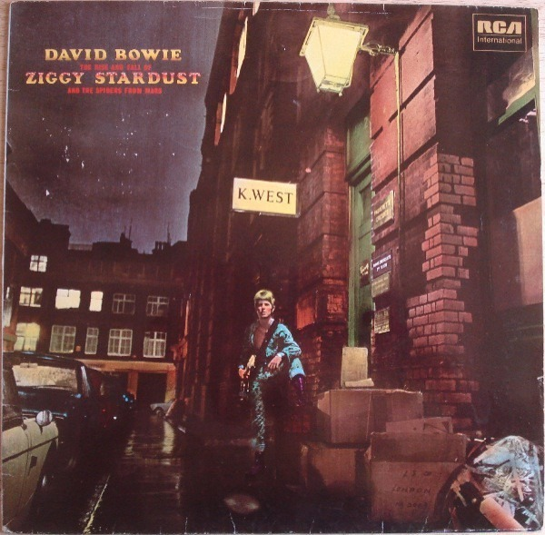 #<Artist:0x007f41da4175a8> - The Rise and Fall of Ziggy Stardust and the Spiders from Mars