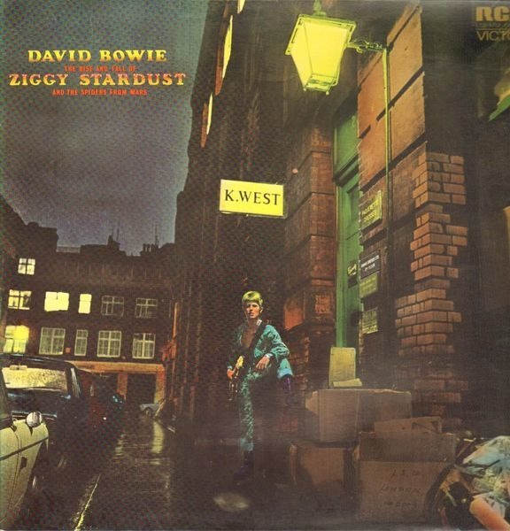 #<Artist:0x007f9346863360> - The Rise and Fall of Ziggy Stardust and the Spiders from Mars
