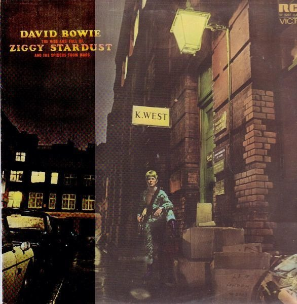 #<Artist:0x007f24e3cea1a8> - The Rise and Fall of Ziggy Stardust and the Spiders from Mars