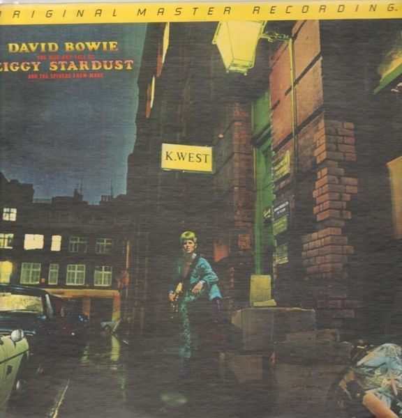#<Artist:0x00007fcea6bd3658> - The Rise and Fall of Ziggy Stardust and the Spiders from Mars