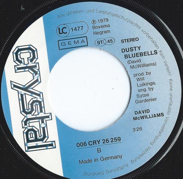David McWilliams Circles