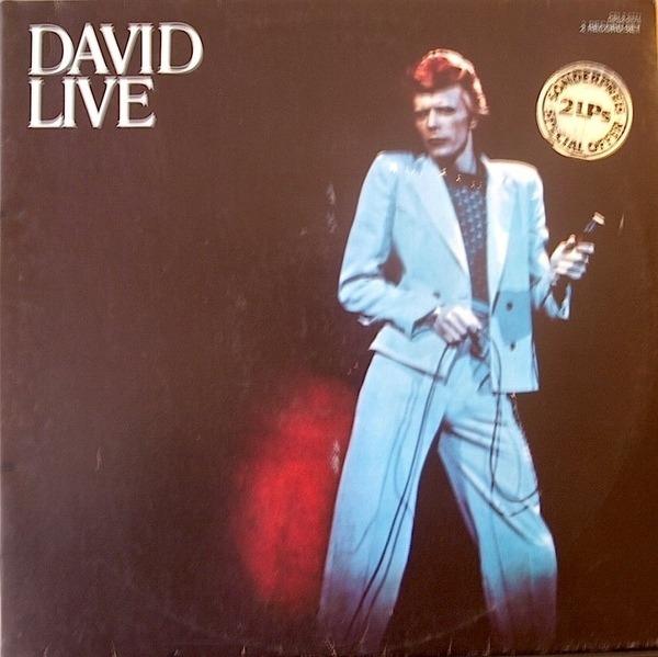 #<Artist:0x007f27806ef3a8> - David Live