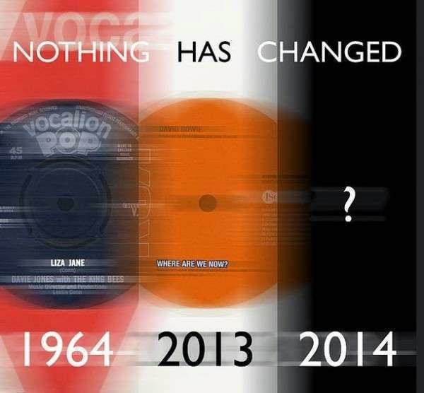 #<Artist:0x007f54743143c0> - Nothing Has Changed