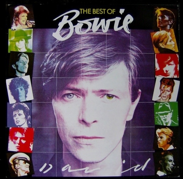 #<Artist:0x007f9efab59f50> - The Best Of Bowie