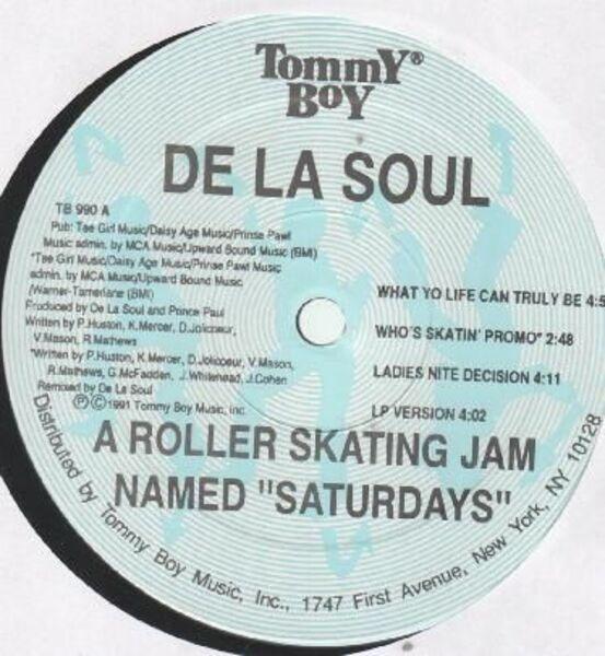 #<Artist:0x007ff7579af348> - A Roller Skating Jam Named 'Saturdays'