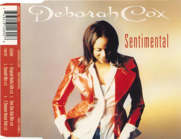 DEBORAH COX - Sentimental - CD Maxi