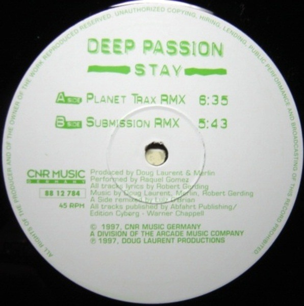 Deep Passion Stay