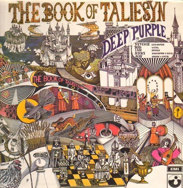 #<Artist:0x000000000679c998> - The Book of Taliesyn