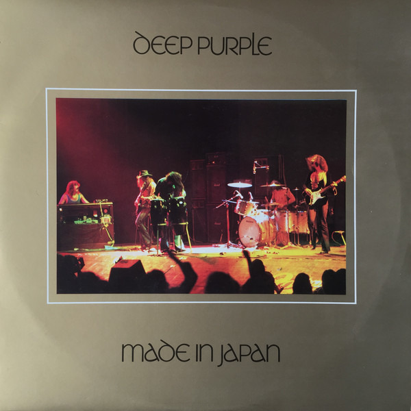 deep purple made in japan (gatefold)