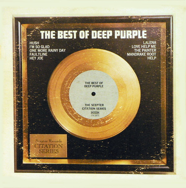 #<Artist:0x00000004e39500> - The Best Of Deep Purple