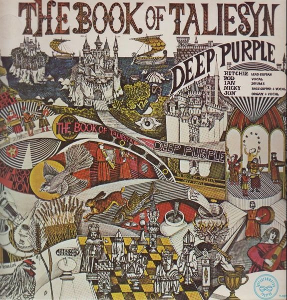 #<Artist:0x007f2886905f28> - The Book of Taliesyn