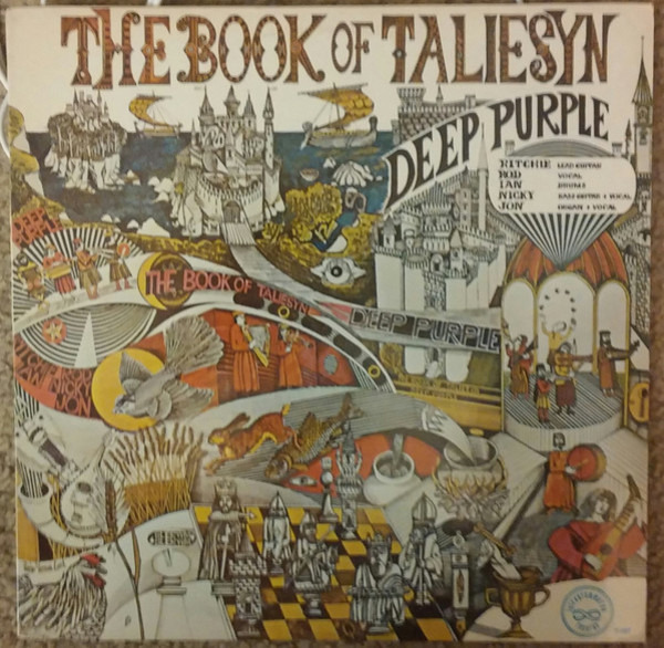 #<Artist:0x007f3aa2361648> - The Book of Taliesyn