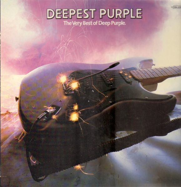 #<Artist:0x007ff5c4939e98> - Deepest Purple: The Very Best Of Deep Purple