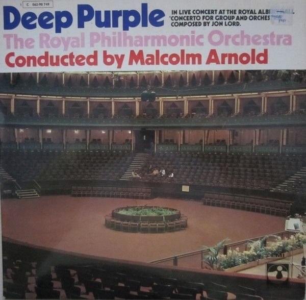 #<Artist:0x007f358283e4d8> - The Royal Philharmonic Orchestra, Cond by Malcom Arnold