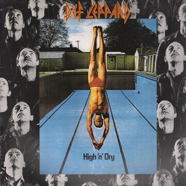 Def Leppard High 'N' Dry