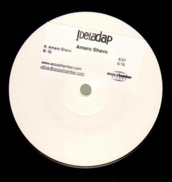 !DELADAP - Amaro Shavo (PROMO) - 12 inch x 1