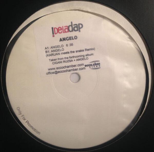 !DELADAP - Angelo (PROMO) - 12 inch x 1
