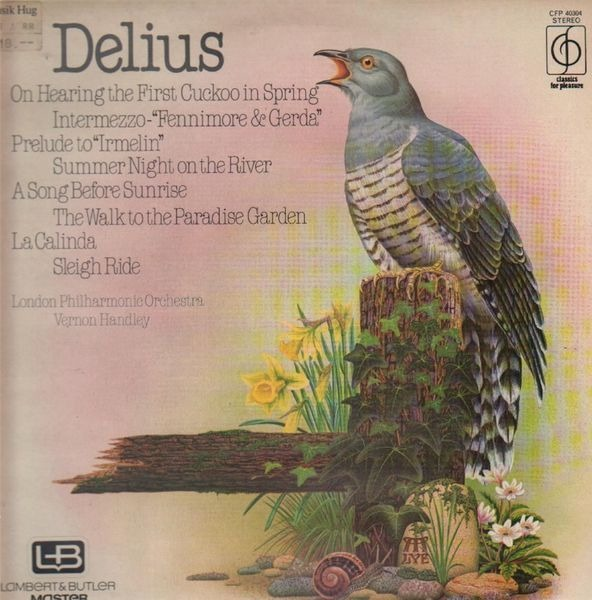 Delius - Delius Orchestral Works (vernon Handley)