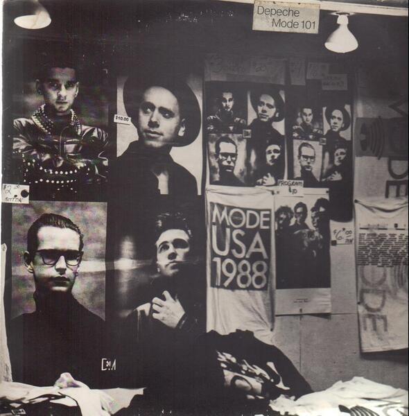 depeche mode 101 (envelope sleeve)
