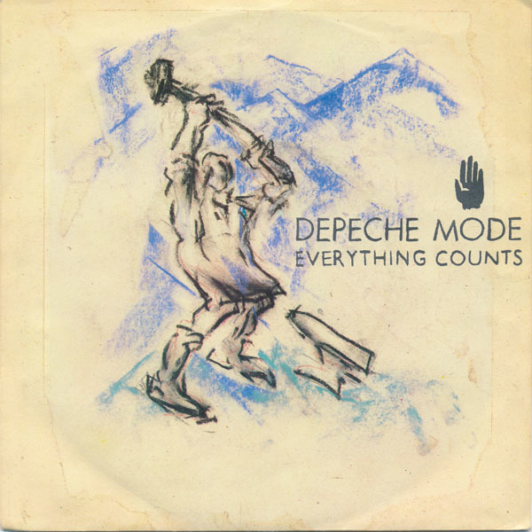 DEPECHE MODE - Everything Counts - 7inch x 1