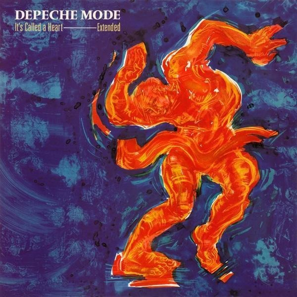 DEPECHE MODE - It's Called A Heart - Extended - Maxi x 1