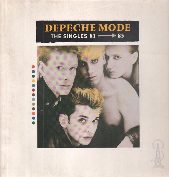 #<Artist:0x007f3a55bc7118> - The Singles 81 - 85