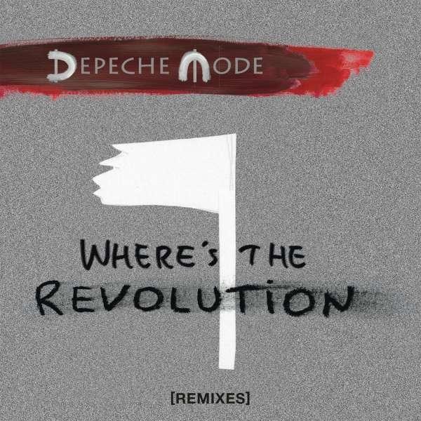 #<Artist:0x007f64095afdb0> - Where's the Revolution (remixes)
