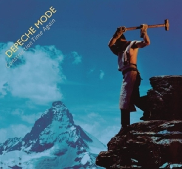 DEPECHE MODE - Construction Time Again (180G / GATEFOLD) - 33T
