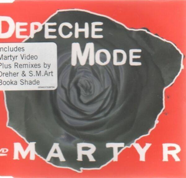 DEPECHE MODE - Martyr - DVD