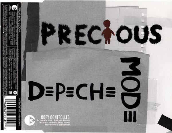 DEPECHE MODE - Precious - CD single