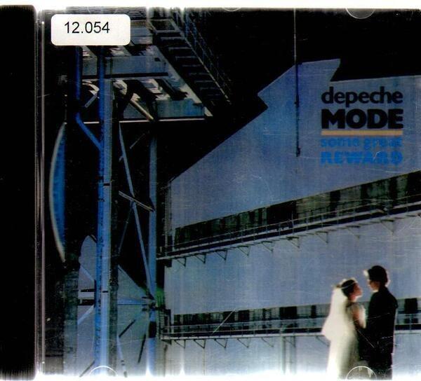 DEPECHE MODE - Some Great Reward - CD
