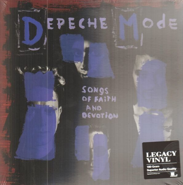 DEPECHE MODE - Songs Of Faith And Devotion (180G) - LP